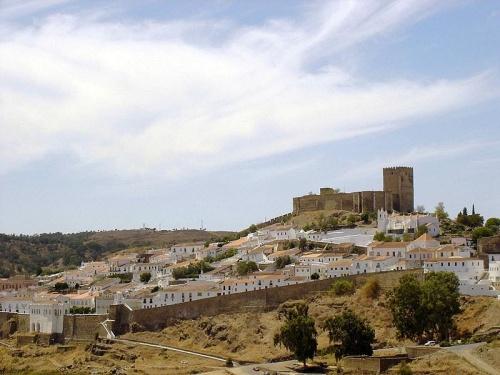 Castillo de Mertola
