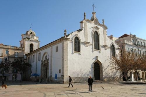 Iglesia de San Julian en Setubal