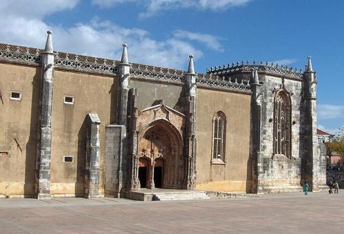 Iglesia de Jesus en Setubal