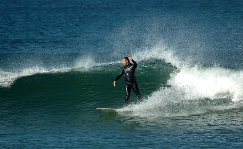 Surfing en Guincho