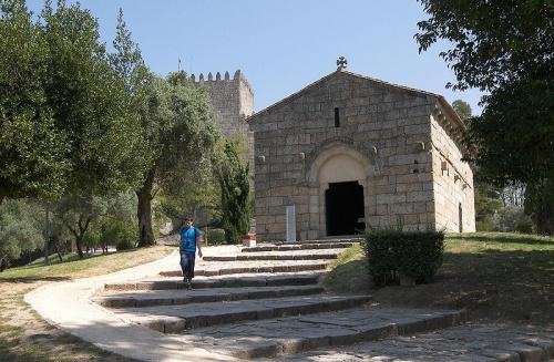 Iglesia o Capilla de São Miguel do Castelo