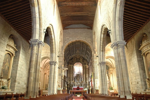 Arquitectura religiosa en Guimarães