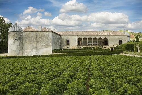 Quinta da Bacalhoa, residencia real en Azeitão