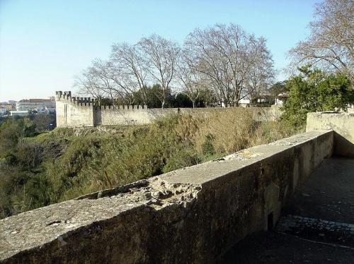 Murallas del Castillo de Santarem