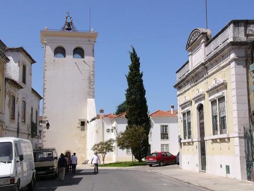 Torre das Cabacas en el Castillo de Santarem