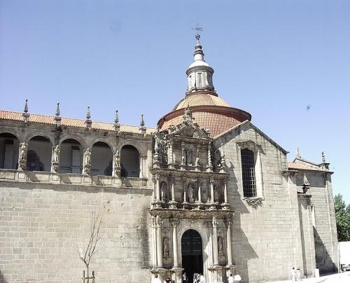 Iglesia de San Gonzalo en Amarante