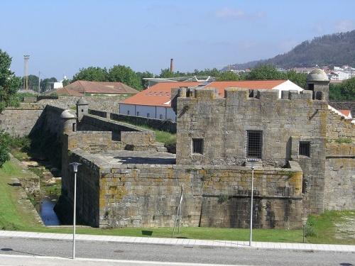 Fuerte de Santiago do Barra