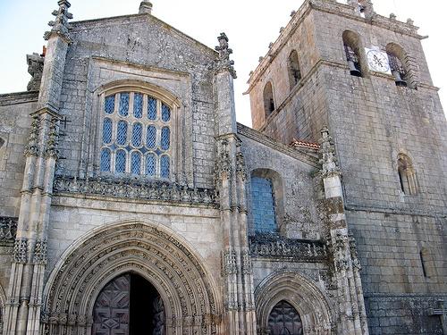 Estilos arquitectónicos en la Catedral de Lamego