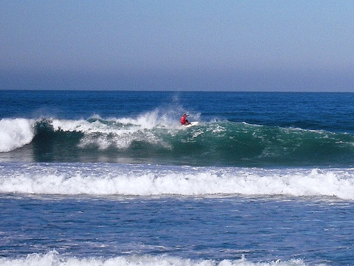 Surfing en Estoril