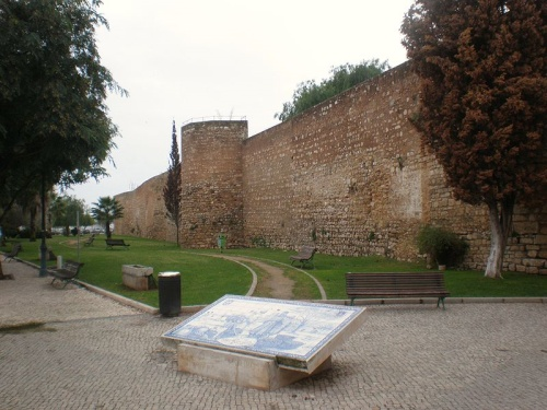 Murallas de Faro