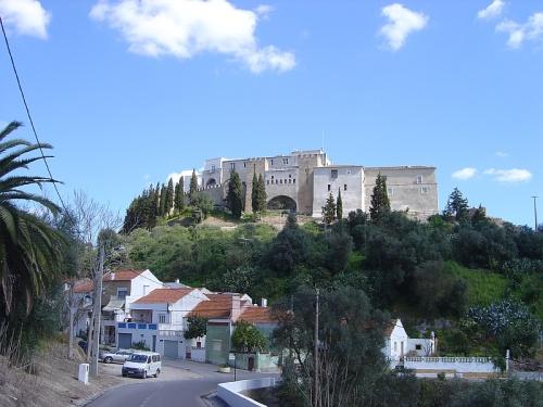 Castillo de Alcacer do Sal