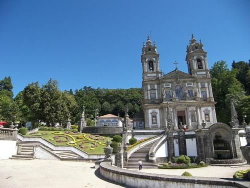 Santuario de Bom Jesús de Braga