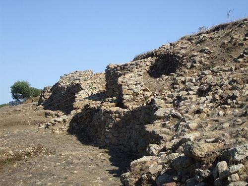 Castro de Chibanes, historia y paisajes