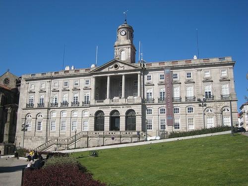 Palacio de la Bolsa en Oporto