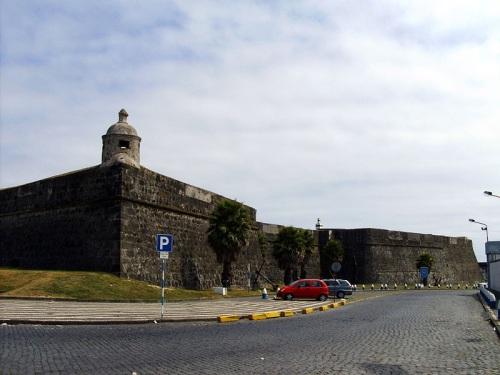 Fuerte de sao Bras de Ponta Delgada