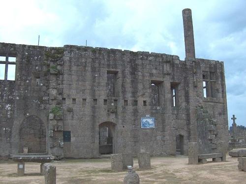Historia en el Palacio de los Condes de Barcelos