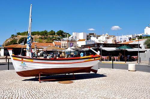 Alvor en Algarve