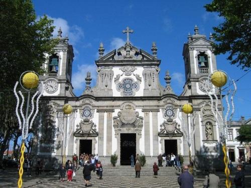 Iglesia de Marosinhos