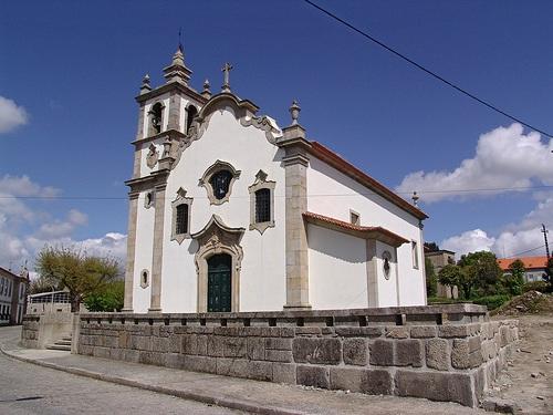 Iglesia principal de Canas de Senhorim