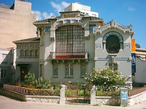 Casa de Malhoa en Lisboa
