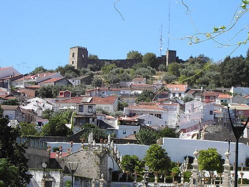 Castillo en Castelo Branco