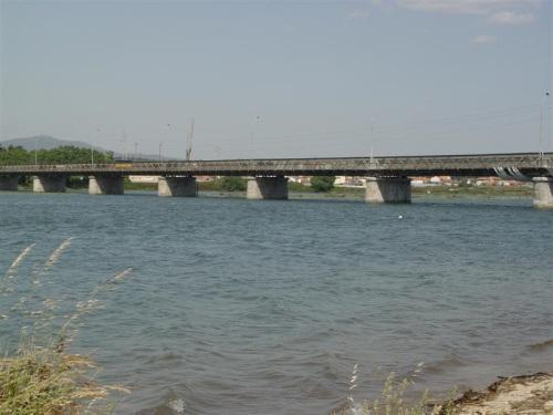Ponte de Fão en Esposende