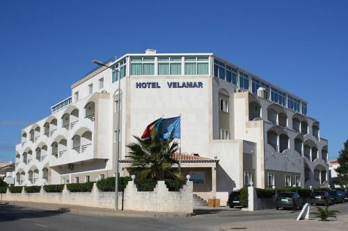 Hotel Velamar, alojamiento en Albufeira