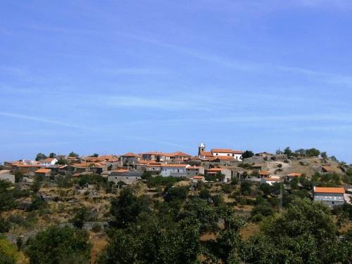 Castelo Bom y sus alrededores naturales