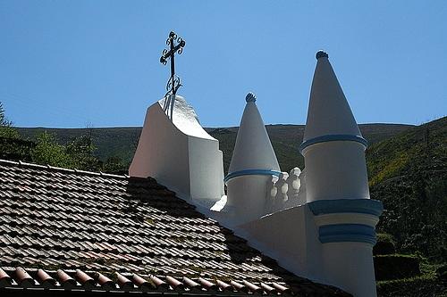 Iglesias y capillas en Arganil