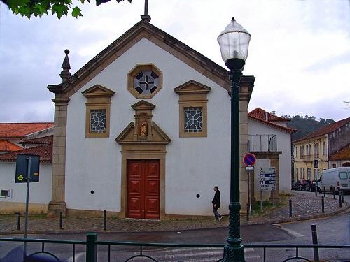 Iglesia parroquial de la Villa de arganil