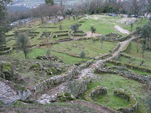 Lugar arqueológico de Citânia de Briteiro