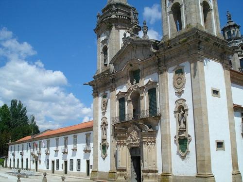 Monasterio de São Miguel de Refojos de Basto