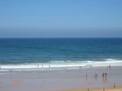 Praia Grande en Sintra