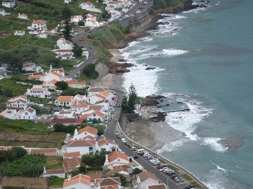 Santa Maria en Azores