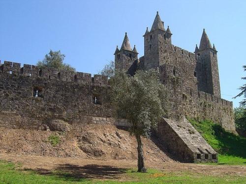 Castillo gótico de Santa María da Feira