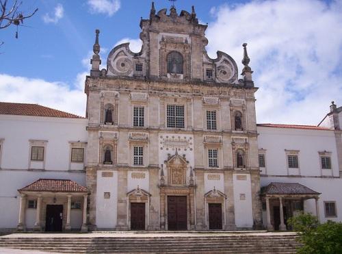 Arquitectura religiosa en Santarém