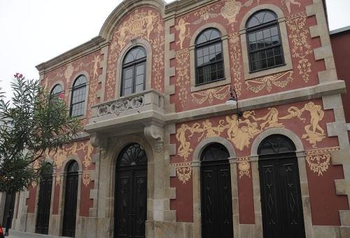 Tradicional Cine-teatro de Fafe