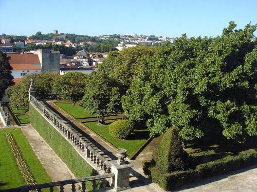 Jardines del Palacio de Vila Flor