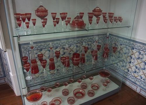 Museo del Vidrio en Marinha Grande