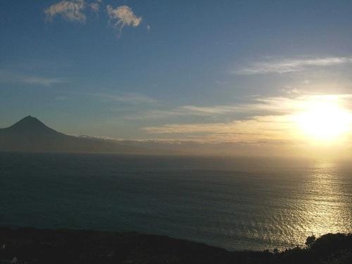 Pico vista desde Sao Jorge