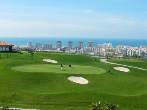 Campo de Golf en la Costa Azul