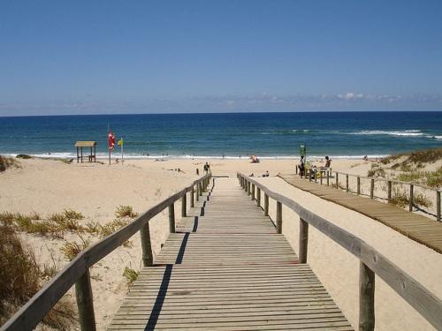 Playa y ecología en Osso da Baleia