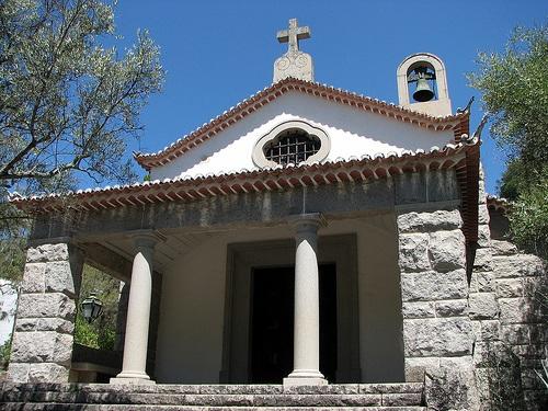 Monchique y su arquitectura