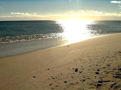 Playa de Alagoa en Castro Marim