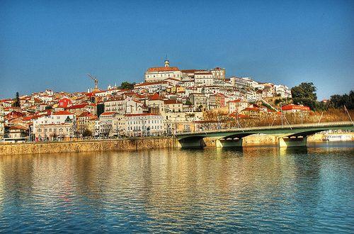 Viaje a Coimbra, guía de turismo
