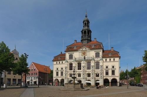 Ayuntamiento de Luneburgo