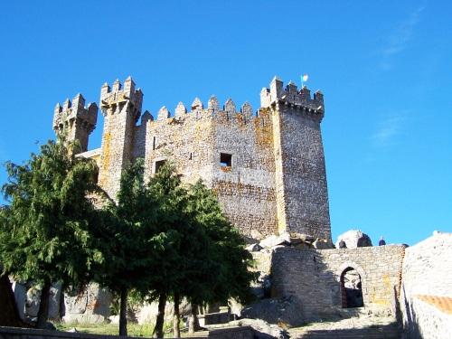 Penedono y su castillo medieval