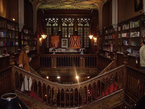 Libreria Lello en Oporto