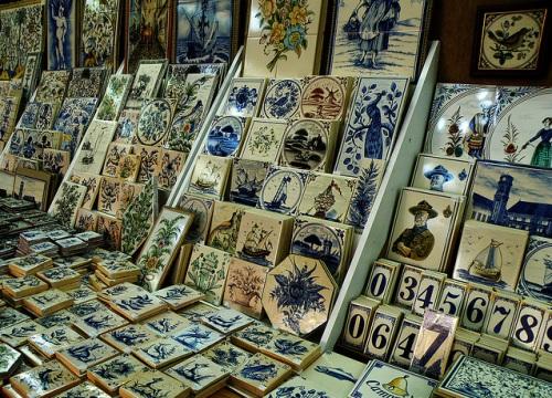 Tradicionales azulejos nicos de portugal for Azulejos de portugal