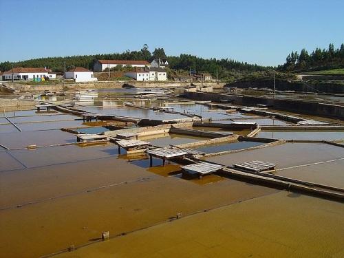 Rio Maior y sus particulares salinas